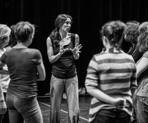 Danse contre la violence atelier / workshop  - photo © Will Lew
